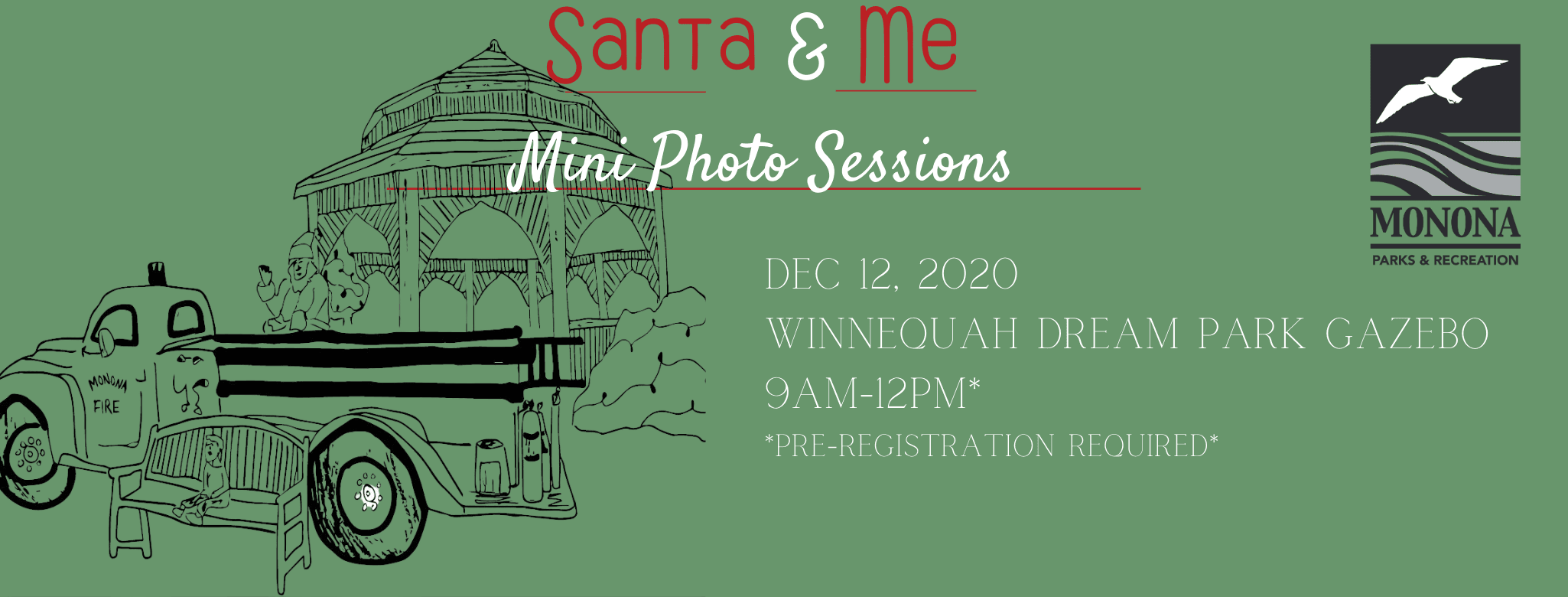Santa & Me Mini Photo Sessions