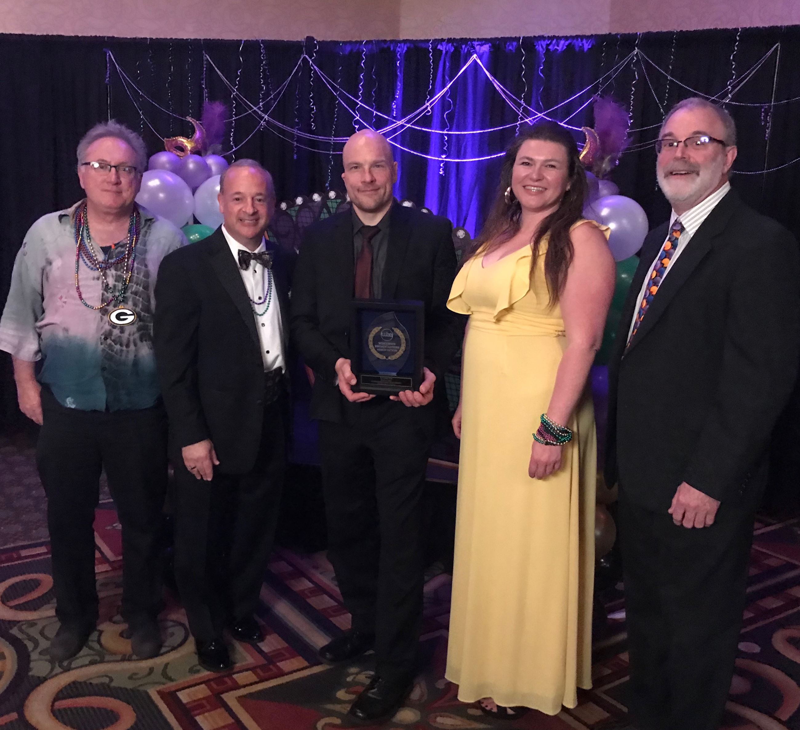 WVMO Station of the Year Picture